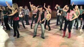 Make Your 'Merry Go Round' Official Line Dance - the JaneDear girls