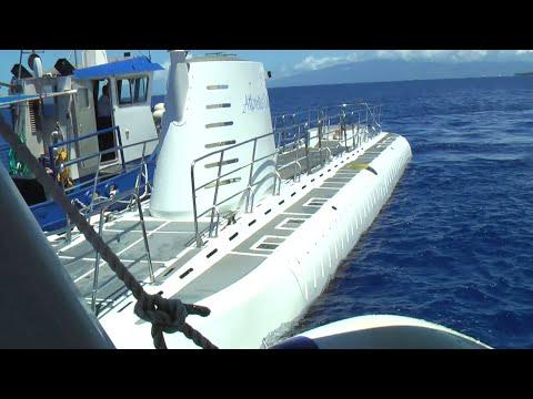Atlantis Submarine - Maui