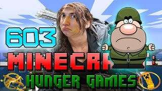 Minecraft: Hunger Games w/Mitch! Game 603 - THE GENERAL