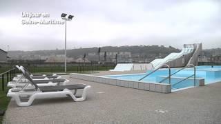 Le centre aquatique des 2 falaises