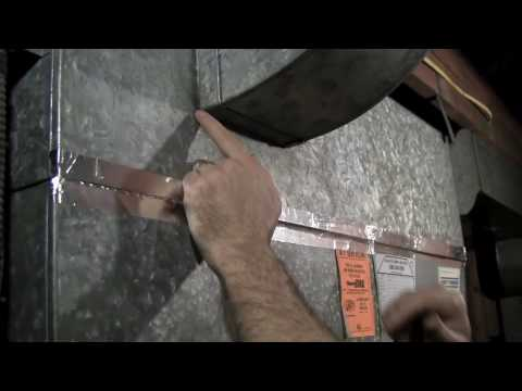 ETv Pads Episode 1: Air Sealing - Heating Ducts