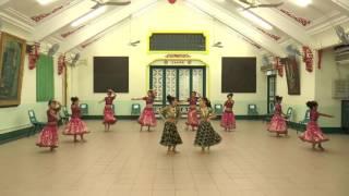2016-05-27 寶覺小學印度舞組 Po Kok Pri