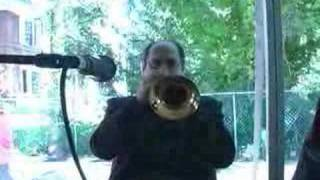 Trumpet Drums Guitar