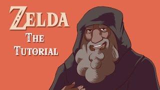 Zelda: The Tutorial [Breath of the Wild]