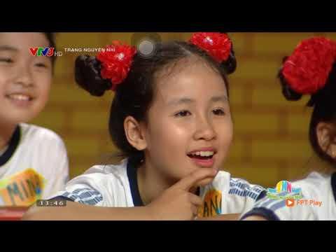 Trạng Nguyên Nhí – Tập 25: Trường Tiểu Học Nguyễn Thanh Tuyền (10/07/2021) [VTV3, VTV3 HD]