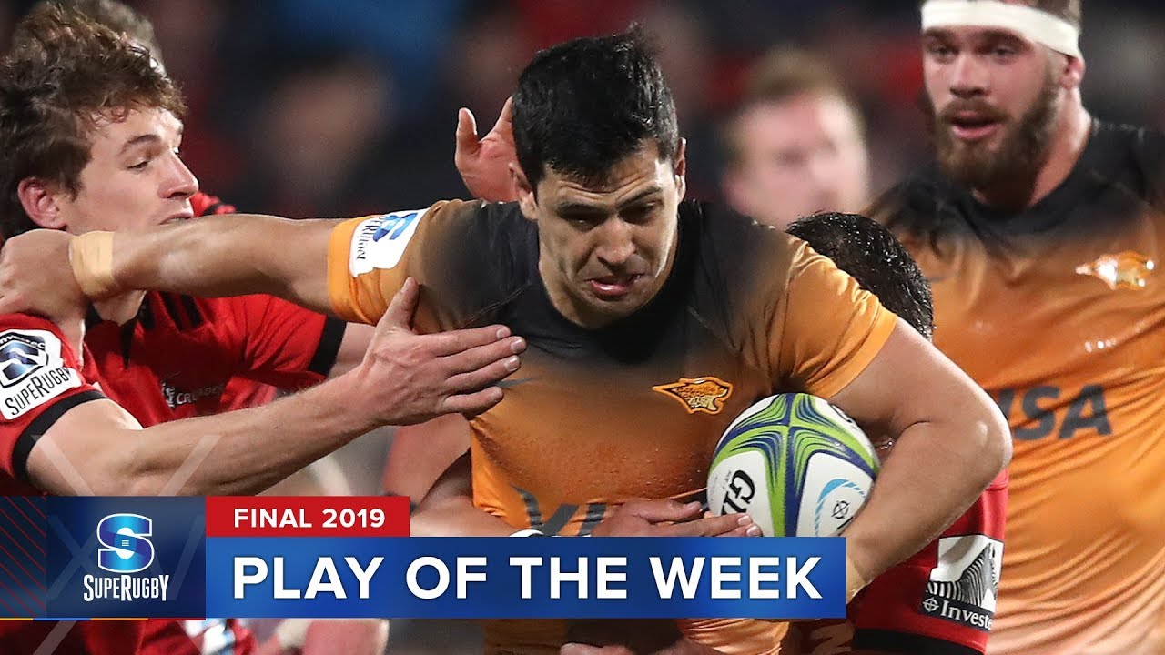 PLAY OF THE WEEK | Super Rugby 2019 Final