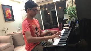 Prelude in D minor BMV 935 - Johann Sebastian Bach (Trinity Grade 6 2018 - 2020)