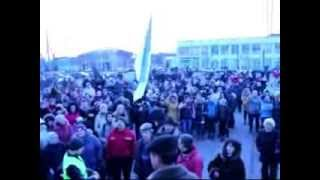 Події 24 лютого у центрі міста Щорс: аргументи, поведінка і світогляд.(, 2014-02-25T15:04:11.000Z)