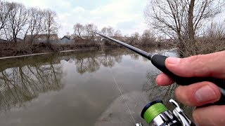 Ловлю Щуку На Тряпку необычная уловистая приманка Рыбалка на спиннинг