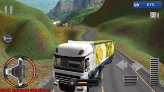 Heavy Cargo Truck Driver 3D #3 - New Levels   by FingerTouch Games   Android Gameplay FHD