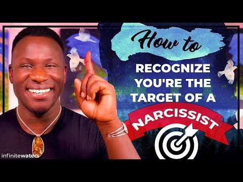 How to Recognize You're The Target of A Narcissist