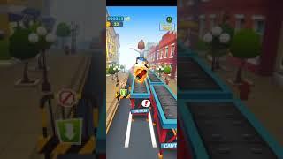 Hoverboard Rush run game    Subway Princess Runner    Run game in Android phone : ios #shorts