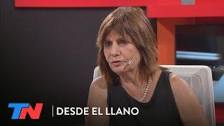 Patricia Bullrich sobre las denuncias de Cristina Kirchner a Cambiemos | DESDE EL LLANO