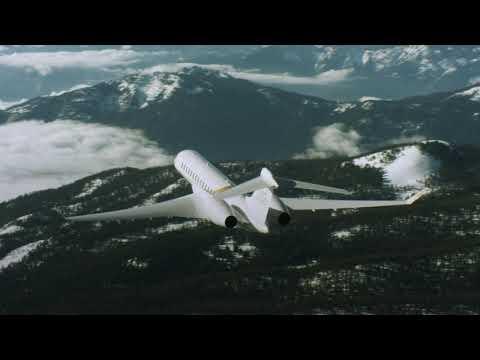 Voici Pr Air de Bombardier