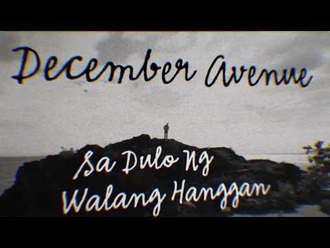 December Avenue - Sa Dulo Ng Walang Hanggan (SNNP Piano Version - Official Music Video)