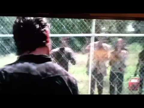 Adam on Walking Dead