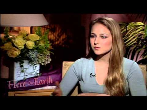 Here on Earth:  Leelee Sobieski