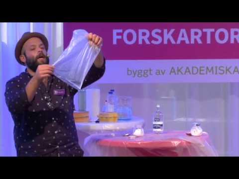 Forskartorget 2014 - Uppfinningar, Beppe Singer och Kalle Anka