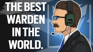 The best Warden player in the world? | Rainbow Six Siege