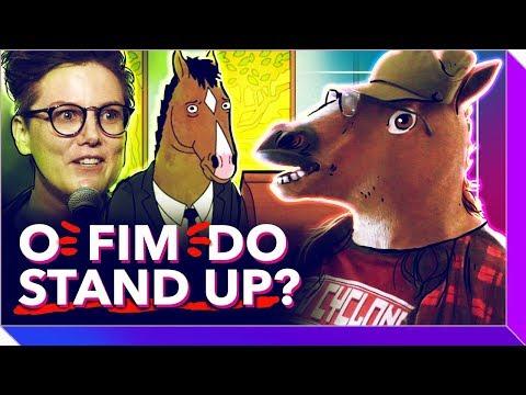 Bojack Horseman e Nanette: Como não fazer humor  mimimidias