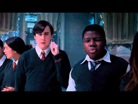 Hermione Casts A Spell On Ron | Harry Potter And The Order Of The Phoenix