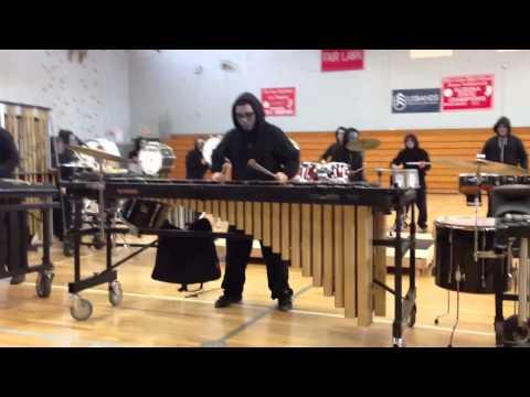 BHS Drumline at Fairlawn High
