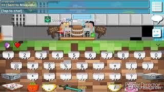 Playin Mafia! Ft. Far Gaming | Growtopia