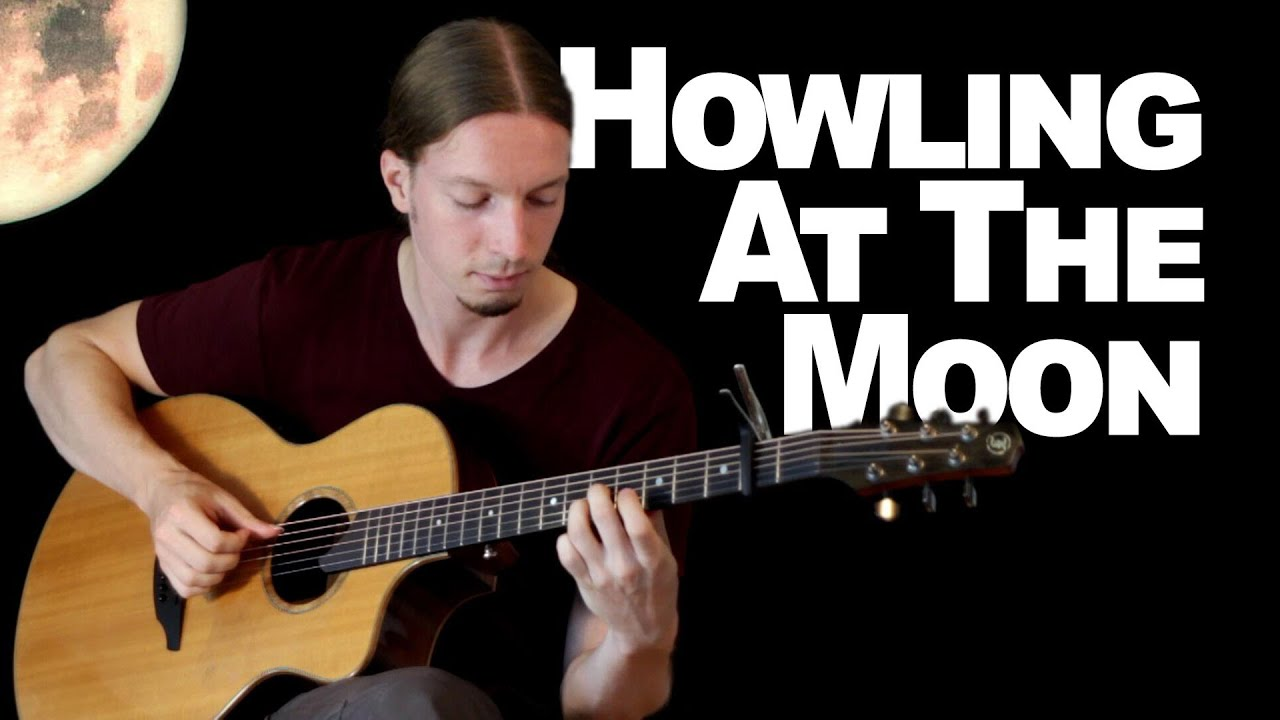 Howling At The Moon by Milow | Acoustic Fingerstyle Guitar ...