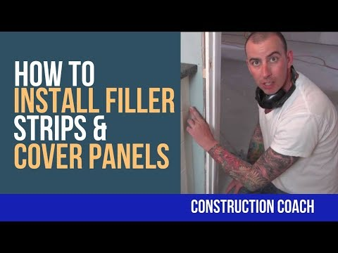 how-to-install-filler-strips-&-cover-panels---diy