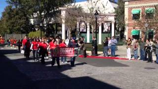 Universal Studios Florida Veterans Day Parade