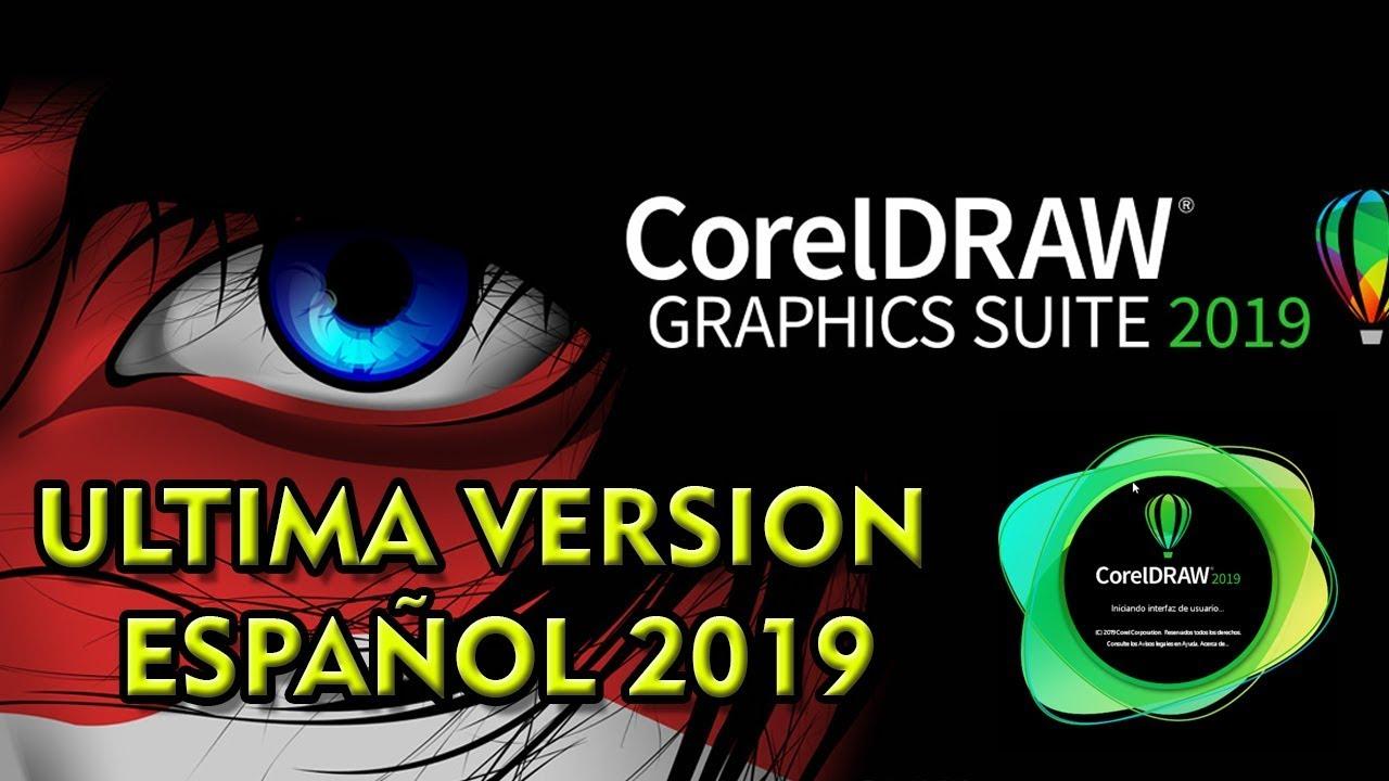 descargar corel draw 2019 full gratis