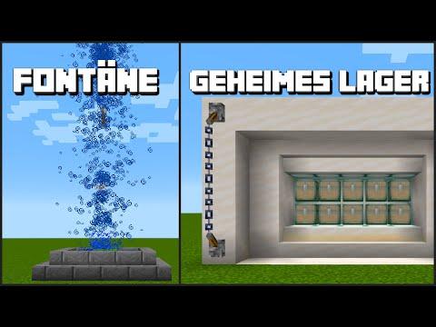 3 sehr einfache Redstoneideen in Minecraft   LarsLP