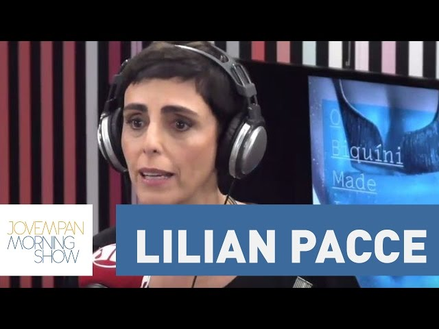 Lilian Pacce - Morning Show - 17/10/16