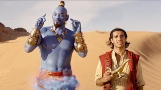 Aladdin - Official Trailer thumbnail