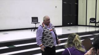 An Evening with Mohawk Leader Tom Porter - Guest: Louis Ismay and the UAlbany Men's Lacrosse Team