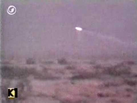 Leaked Footage: UFO Downed Over White Sands Missile Range - Date Unknown