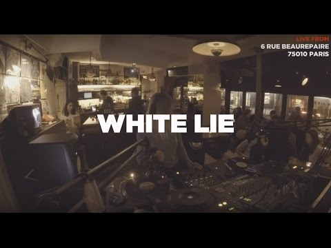 White Lie • DJ Set • Le Mellotron