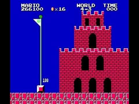 [TAS type] Super Mario Bros Special X1 for nes