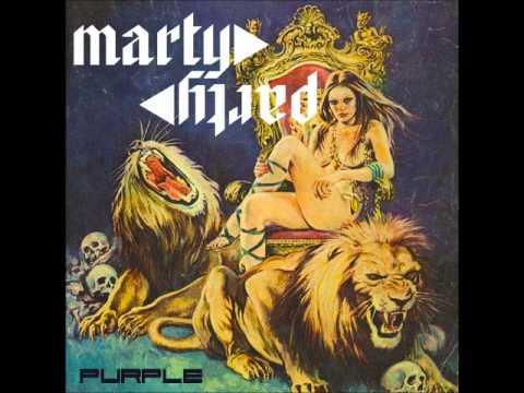 MartyParty - Cocaine - Purple EP