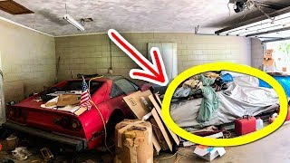 This Guy Found Something Cool In His Granny's Garage...