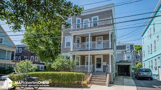 Home for Sale - 124 Lowell St #3, Somerville