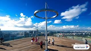 Азиатская роскошь сингапурского отеля Marina Bay Sands (Singapore, 2019)