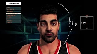 NBA 2K15 – Your Time Has Come To Facescan