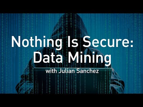 Nothing Is Secure: Data Mining