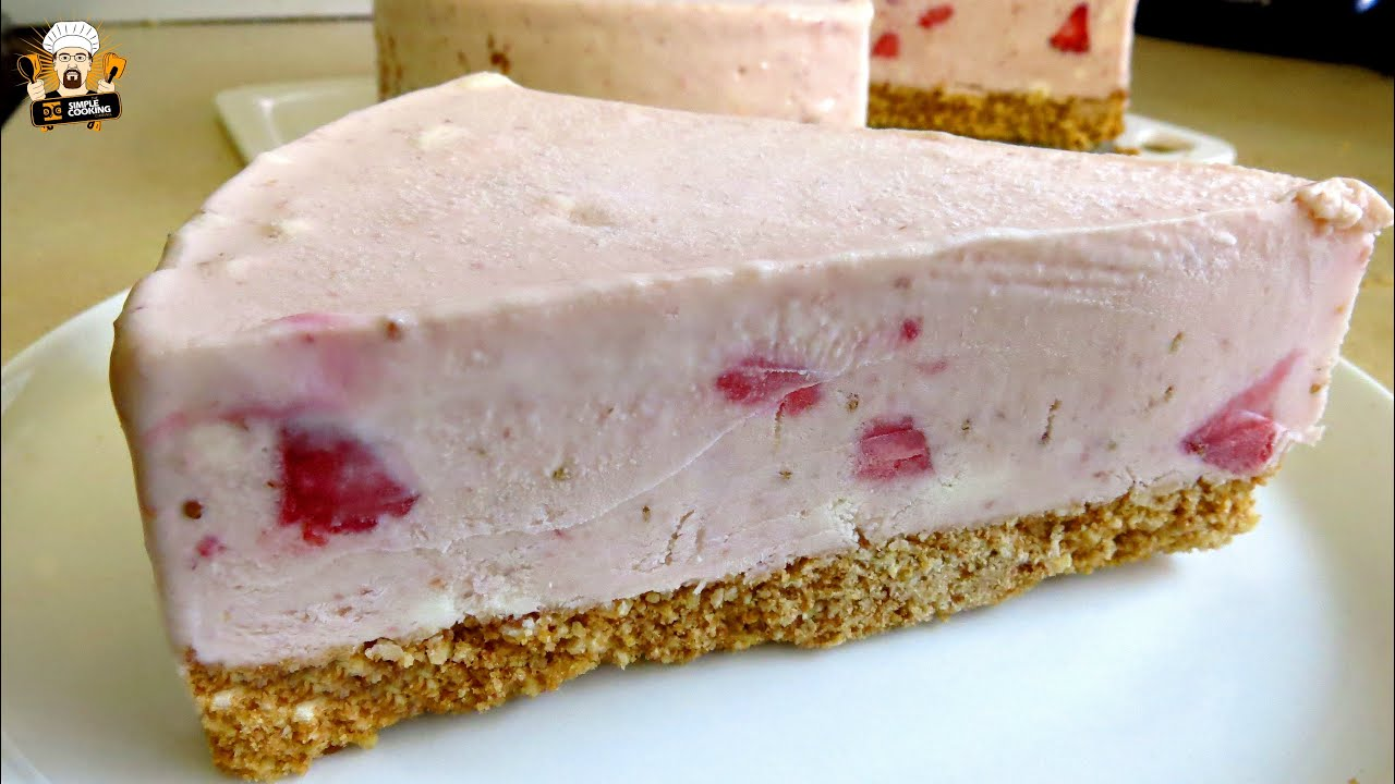 Strawberry ice cream cake recipe youtube strawberry ice cream cake recipe ccuart Gallery