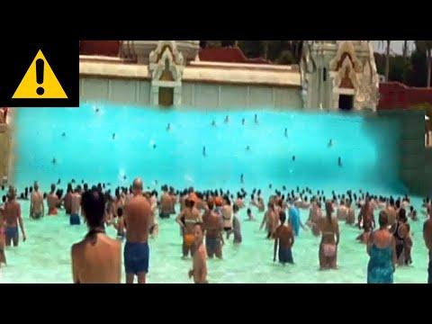 Schreckliche Schwimmbecken in denen du leicht ertrinken kannst