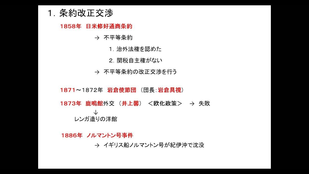 自主権 が ない 関税 【関税自主権の回復とは】わかりやすく解説!!理由や回復した人物「小村寿太郎」など