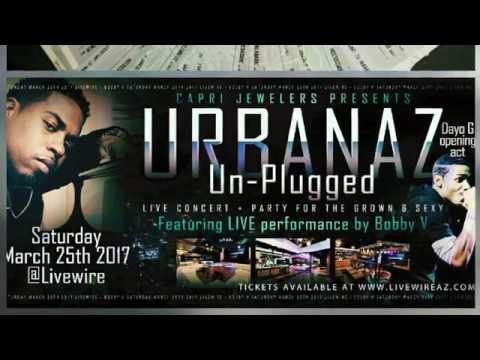 "Dayo G  LIVE @ Livewire (UrbanAz Bobby V ""Unplugged"" 3/25/17)"