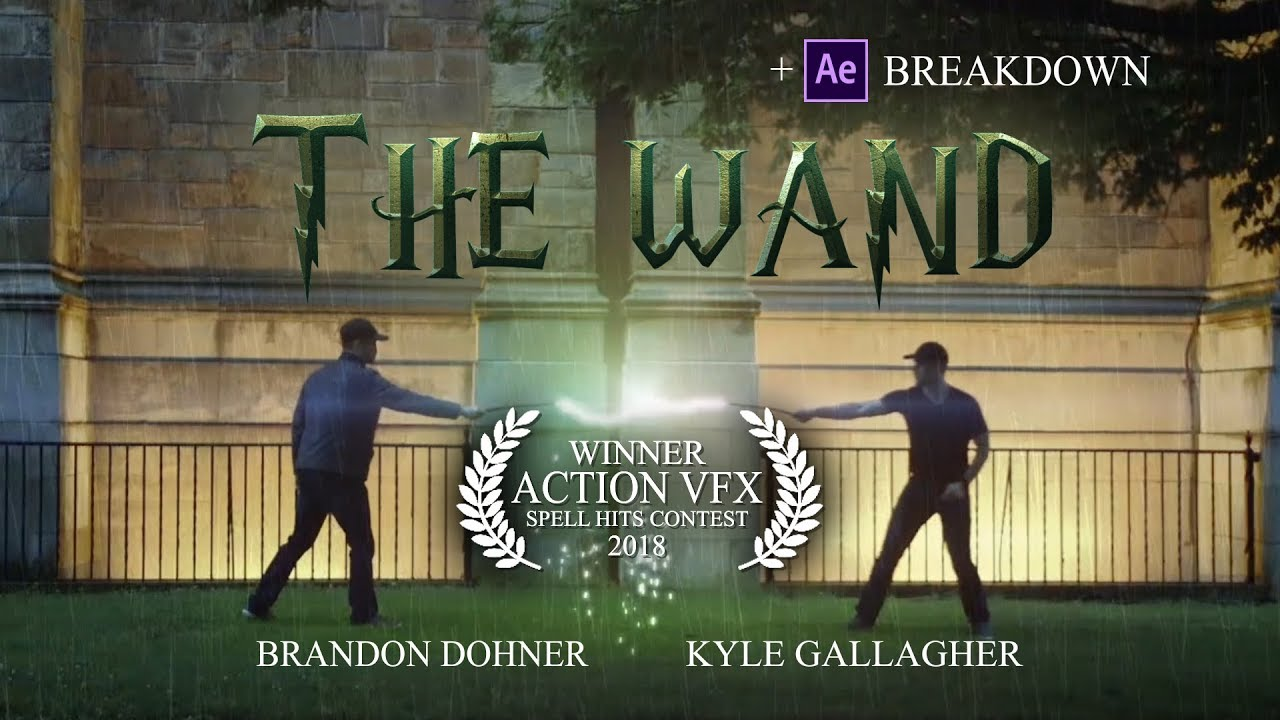 The Wand (Action VFX Spell Hits Contest Winner)