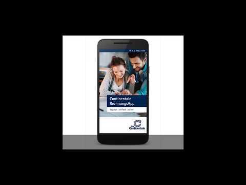 RechnungsApp Continentale Krankenversicherung